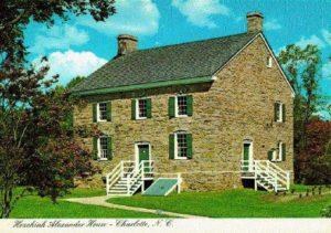 Hezekiah Alexander House