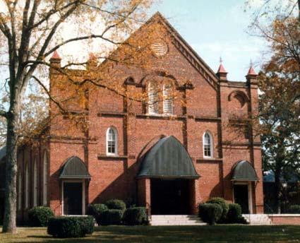 Add A Photo Central Steele Creek Presbyterian Church Christmas Service 2020 Mary Dominick | Charlotte Mecklenburg Historic Landmarks